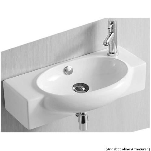 baderkeramik g stebad waschtisch 50 cm waschbecken f r. Black Bedroom Furniture Sets. Home Design Ideas