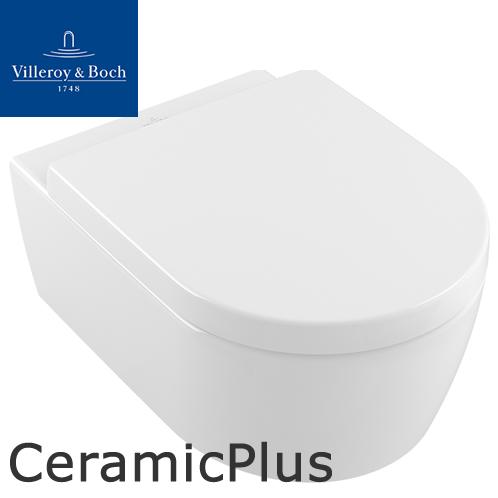 villeroy boch avento directflush wc ohne sp lrand sp lrandlos ceramicplus sitz ebay. Black Bedroom Furniture Sets. Home Design Ideas