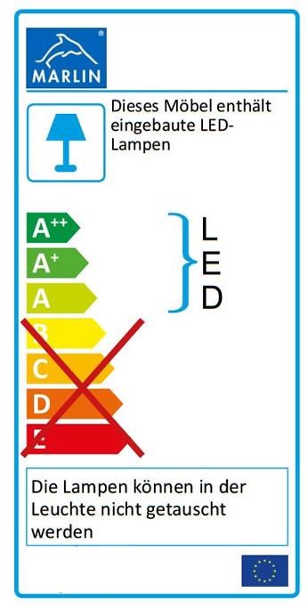 LED Energieeffizienz - Marlin