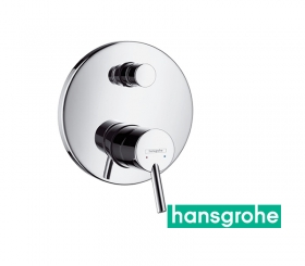 hansgrohe talis s impulsbad. Black Bedroom Furniture Sets. Home Design Ideas