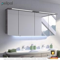 bad spiegelschrank 150 180 cm impulsbad. Black Bedroom Furniture Sets. Home Design Ideas
