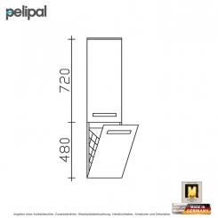 pelipal solitaire 7005 badm bel impulsbad seite 2. Black Bedroom Furniture Sets. Home Design Ideas