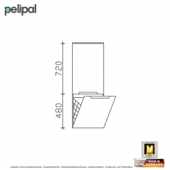 pelipal solitaire 7020 badm bel impulsbad. Black Bedroom Furniture Sets. Home Design Ideas