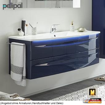 Pelipal Solitaire 9020 Waschtischset 140 cm