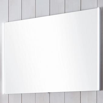 Kera Plan Badspiegel mit LED Beleuchtung links und rechts in verschiedenen Größen 60 - 140 cm