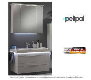 Pelipal Badmöbel als Set Balto V1.3 mit Spiegelschrank 92 cm