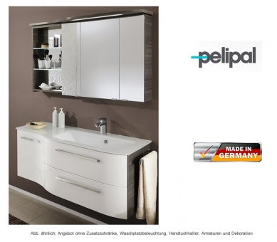 pelipal badm bel als set contea mit spiegelschrank 119 cm impulsbad. Black Bedroom Furniture Sets. Home Design Ideas