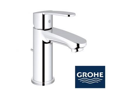 grohe eurostyle cosmopolitan waschtischarmatur in chrom impulsbad. Black Bedroom Furniture Sets. Home Design Ideas