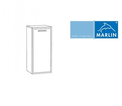 marlin badm bel highboard mit w schekippe 40 cm impulsbad. Black Bedroom Furniture Sets. Home Design Ideas