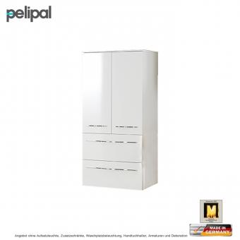 Pelipal Solitaire 6110 Midischrank 121 cm 2 Türen 2 Auszüge