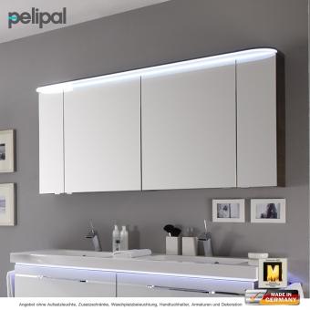 pelipal balto spiegelschrank 150 cm mit 4 t ren impulsbad. Black Bedroom Furniture Sets. Home Design Ideas
