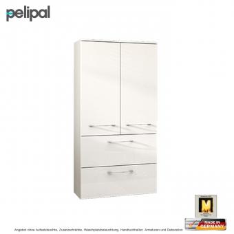 Pelipal Cassca Midischrank 121 cm 2 Türen 2 Auszüge