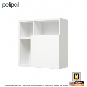 pelipal einzelm bel wandregal 45 cm t r unten impulsbad. Black Bedroom Furniture Sets. Home Design Ideas