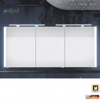 pelipal solitaire 9025 spiegelschrank 160 cm impulsbad. Black Bedroom Furniture Sets. Home Design Ideas