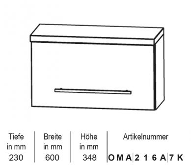 Puris Classic Line Oberschrank 60 cm