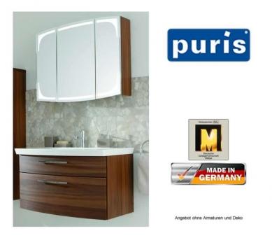 Puris Classic Line Badmöbel als Set 90 cm