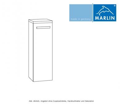 marlin scala highboard 40 cm breit 18 cm tief impulsbad. Black Bedroom Furniture Sets. Home Design Ideas