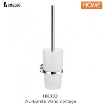smedbo home wc b rste mit beh lter porzellan mattglas hk333 impulsbad. Black Bedroom Furniture Sets. Home Design Ideas