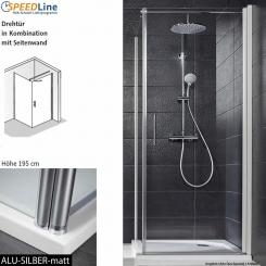 eckdusche aus glas impulsbad seite 3. Black Bedroom Furniture Sets. Home Design Ideas