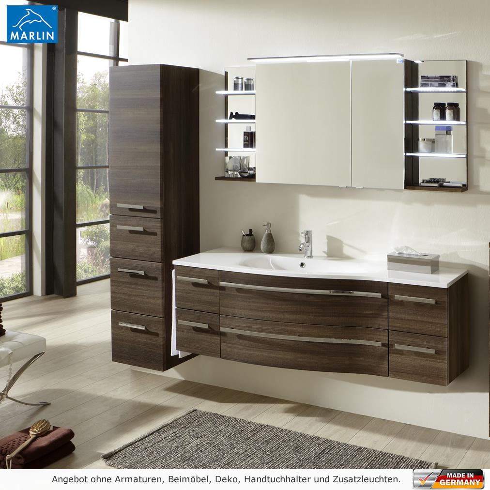 marlin badm bel als set motion 150 cm mit regalen links. Black Bedroom Furniture Sets. Home Design Ideas