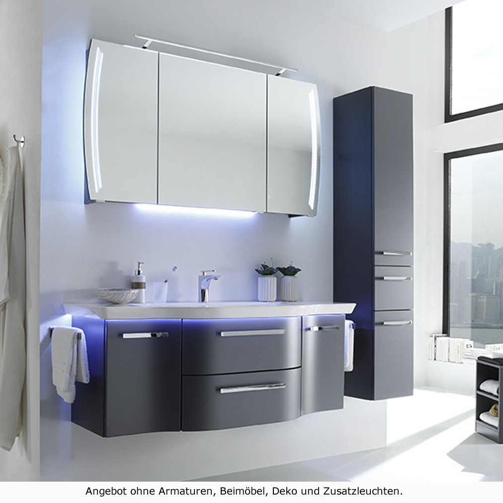 pelipal badm bel als set contea mit spiegelschrank. Black Bedroom Furniture Sets. Home Design Ideas