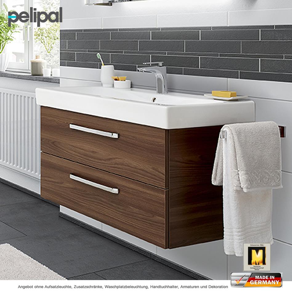 pelipal solitaire 9005 waschtischset 90 cm keramag waschtisch und unterschrank mit 2 ausz gen. Black Bedroom Furniture Sets. Home Design Ideas