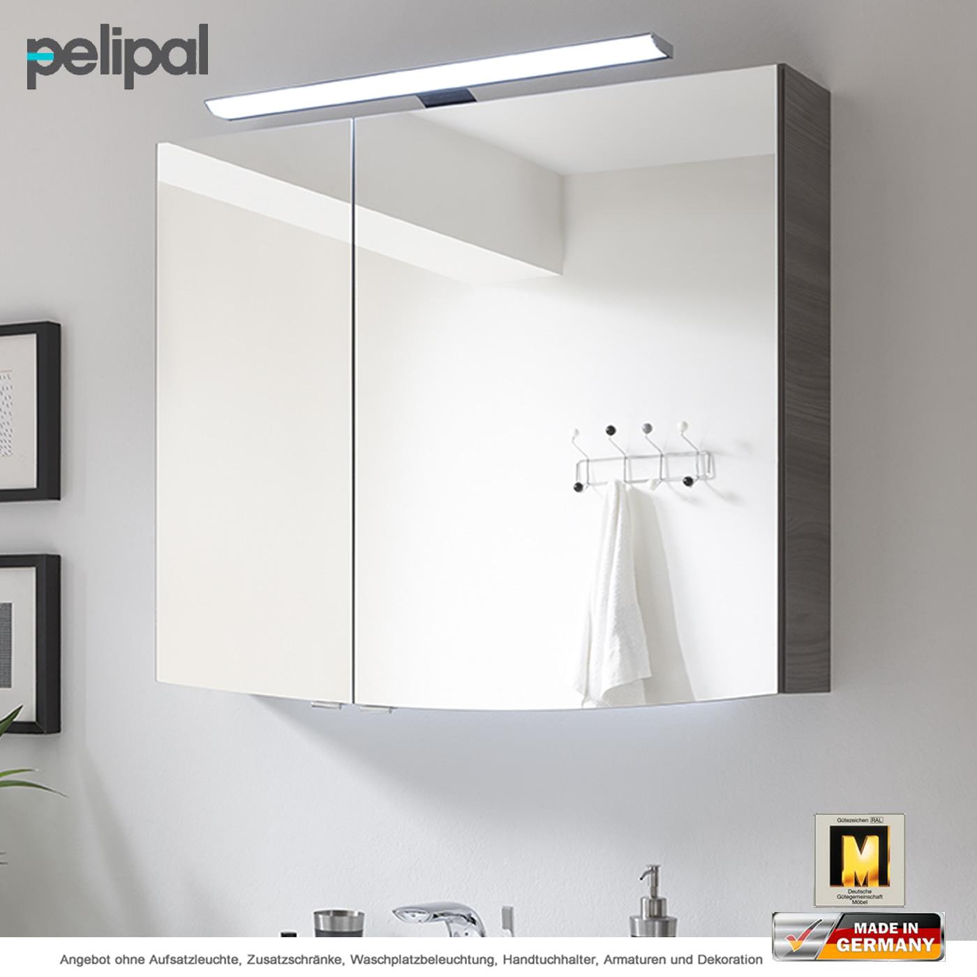 Pelipal Solitaire 9020 Spiegelschrank 85 cm | Impulsbad