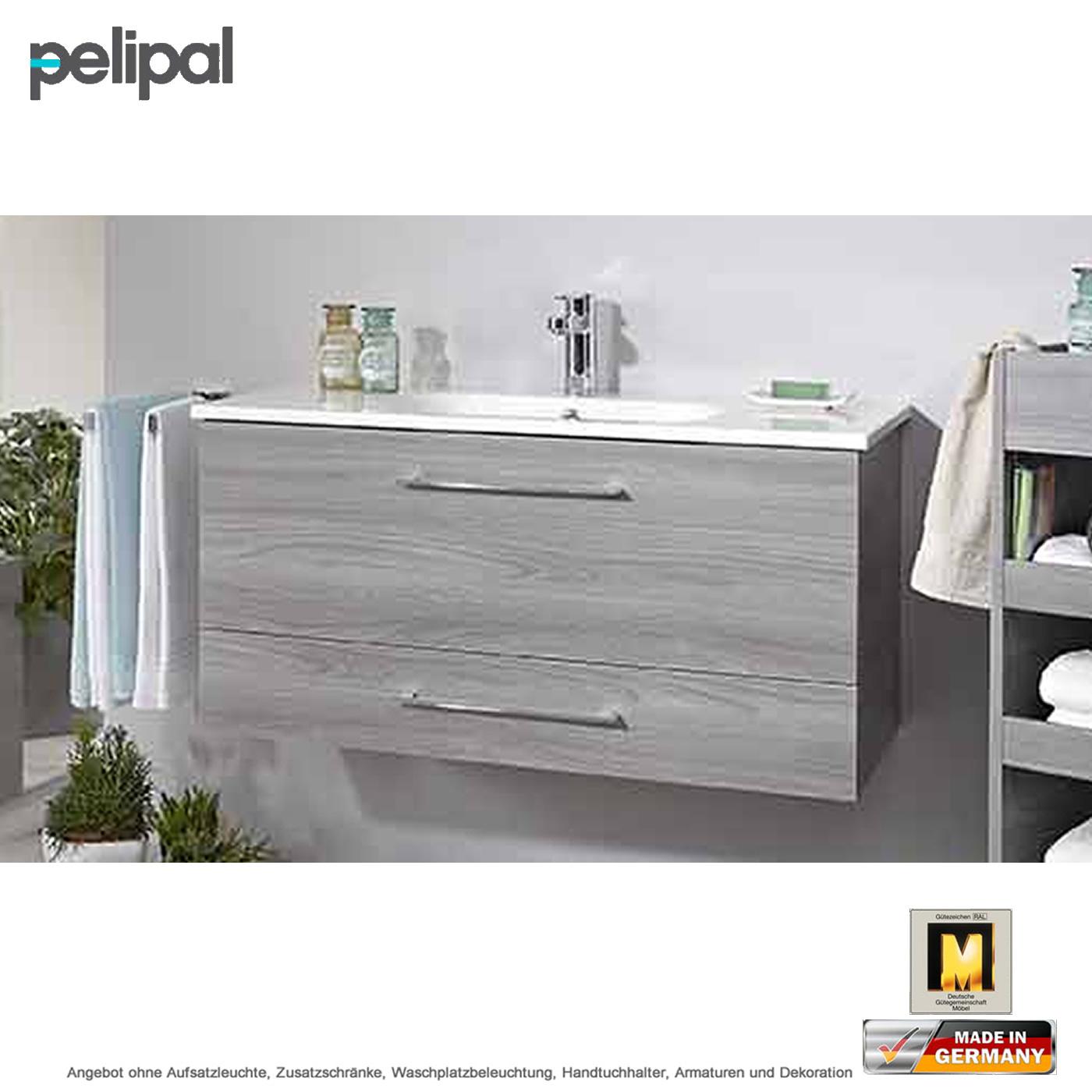 pelipal solitaire 6110 waschtisch set 100 cm 2 ausz ge. Black Bedroom Furniture Sets. Home Design Ideas