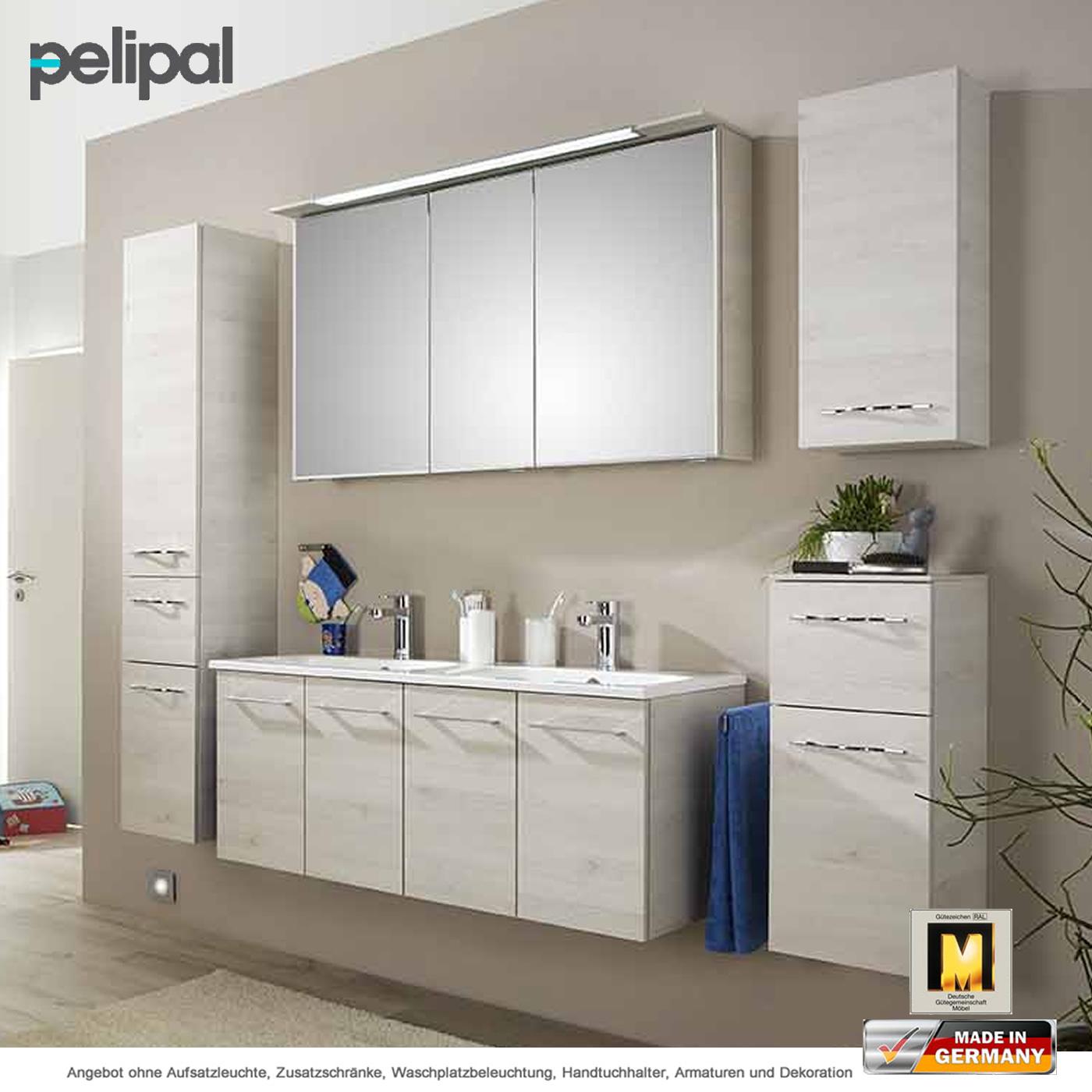 Erstaunlich Badmöbel Set Ideen Von Pelipal Solitaire 6110 Badmöbelset 120 Cm Doppelwaschtischset