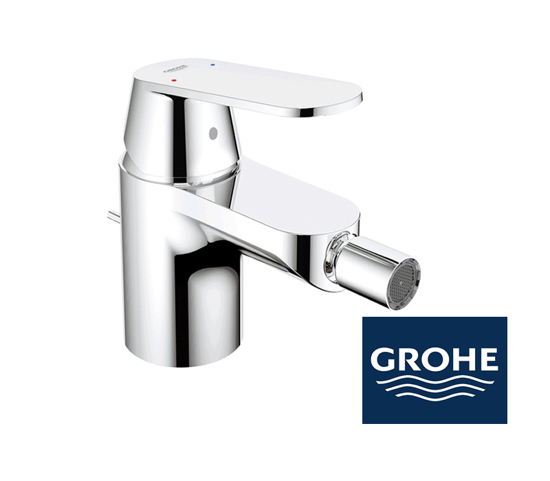 grohe eurosmart cosmopolitan bidetarmatur in chrom impulsbad. Black Bedroom Furniture Sets. Home Design Ideas