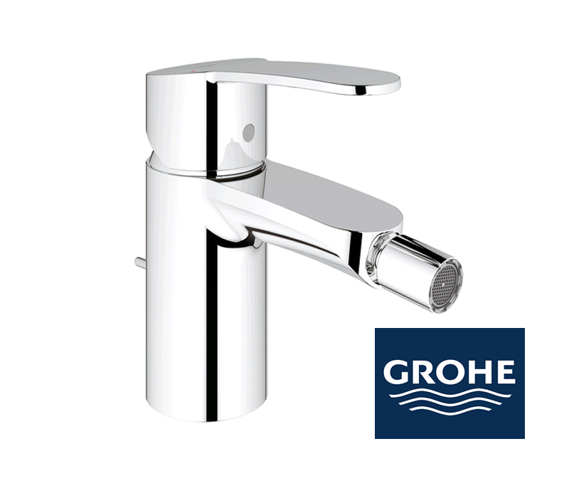 grohe eurostyle cosmopolitan bidetarmatur in chrom impulsbad. Black Bedroom Furniture Sets. Home Design Ideas