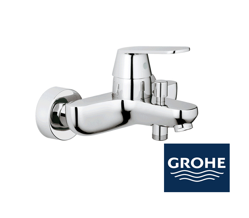 grohe eurosmart cosmopolitan wannenarmatur in chrom impulsbad. Black Bedroom Furniture Sets. Home Design Ideas