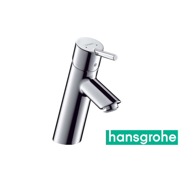 hansgrohe talis einhebel waschtischarmatur 80 mit zugstangen ablaufgarnitur in chrom impulsbad. Black Bedroom Furniture Sets. Home Design Ideas
