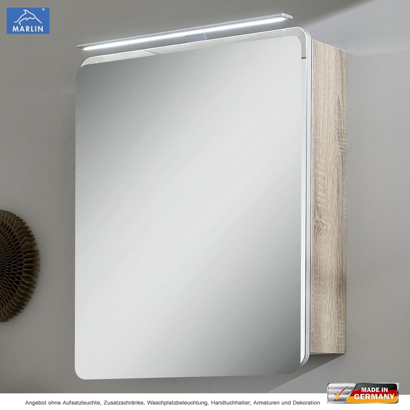 Beliebt Marlin 3020 Life Spiegelschrank 60 cm | Impulsbad WR38
