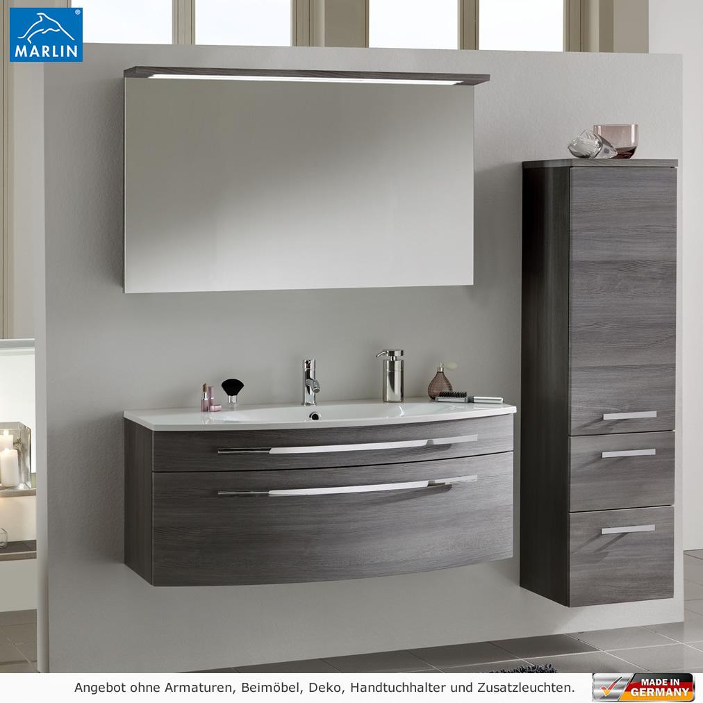 marlin badm bel als set scala mit spiegel 120 cm impulsbad. Black Bedroom Furniture Sets. Home Design Ideas