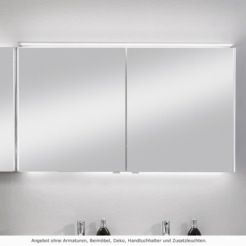 Marlin 3260 Spiegelschrank mit 2 Türen 120 cm