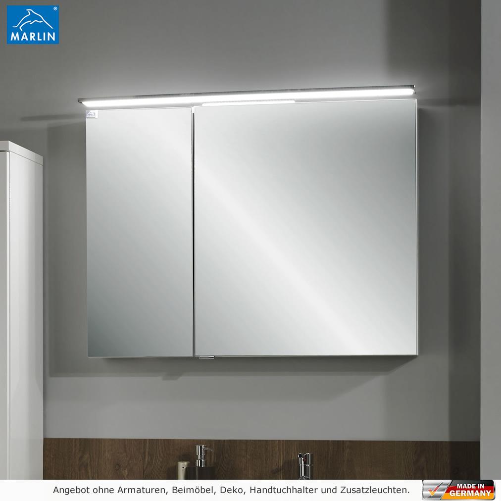 marlin 3090 cosmo spiegelschrank 90 cm impulsbad. Black Bedroom Furniture Sets. Home Design Ideas