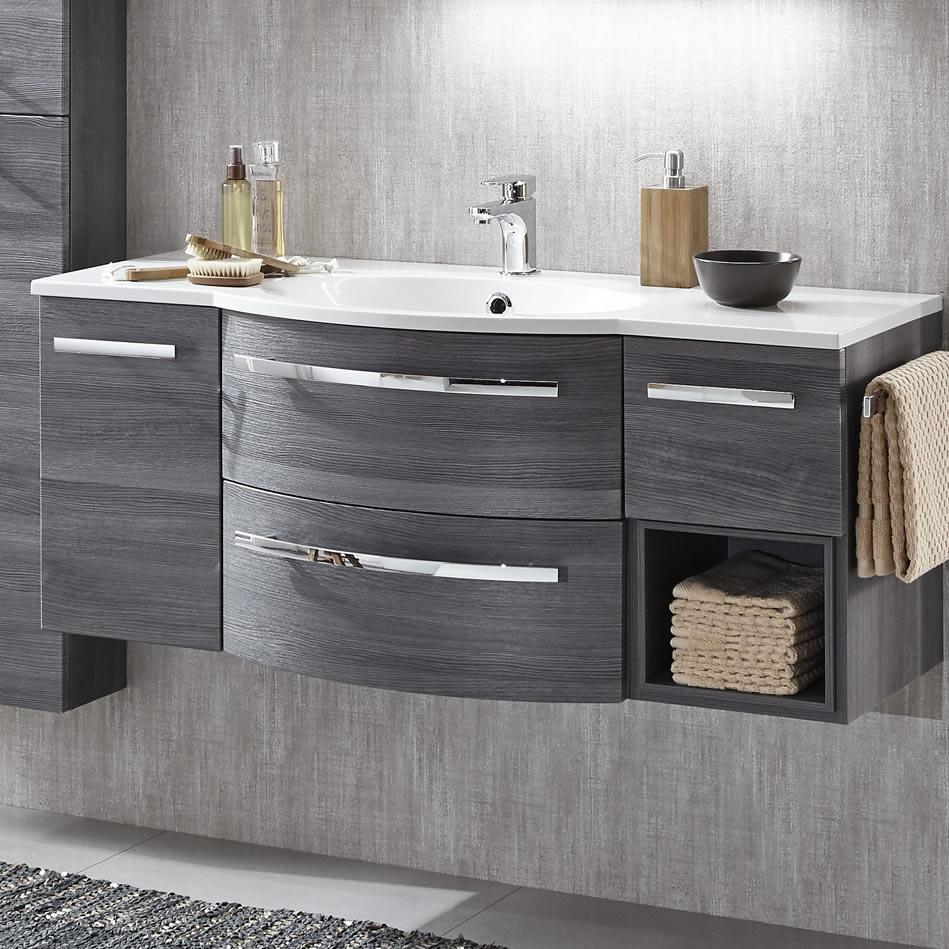 marlin cosmo 3090 waschtischset 120 cm mit mittigem waschbecken impulsbad. Black Bedroom Furniture Sets. Home Design Ideas