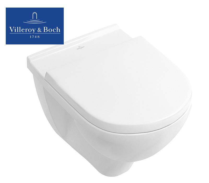Villeroy & Boch O.Novo Wand-WC alpinweiß