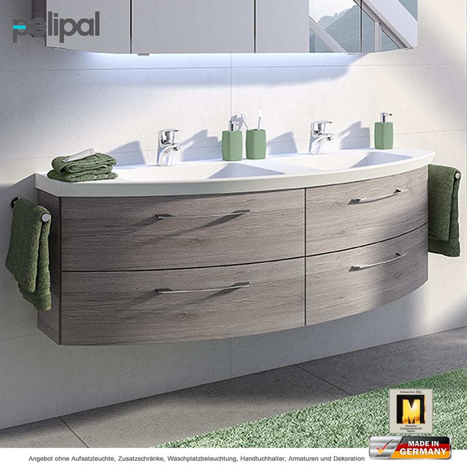 Pelipal Cassca Waschtischset 160 Cm Doppelwaschtisch Mit 4 Auszügen
