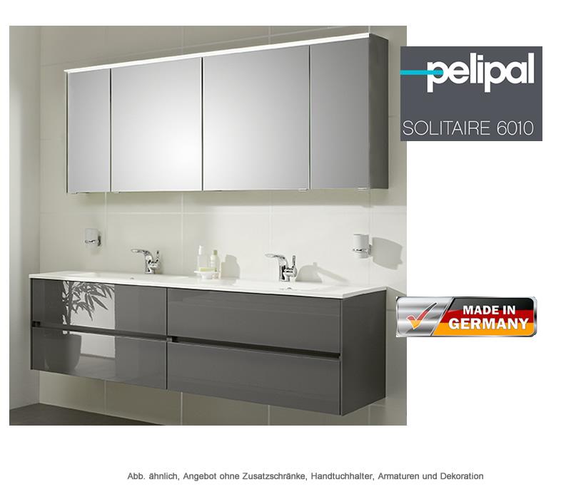 pelipal solitaire 6010 badm belset 183 cm mit. Black Bedroom Furniture Sets. Home Design Ideas