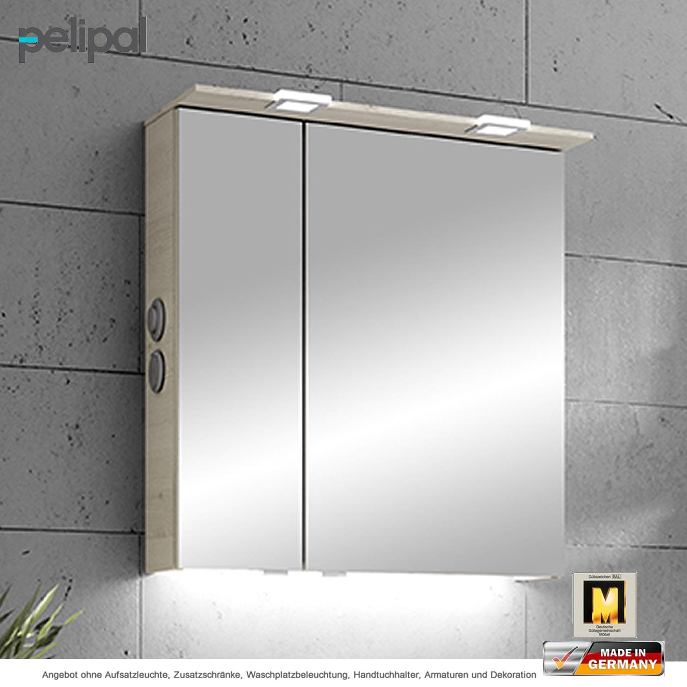 Inspirierend Spiegelschrank Ohne Beleuchtung Galerie Von Pelipal Solitaire 6025 Mit Kranz-beleuchtung 65 Cm