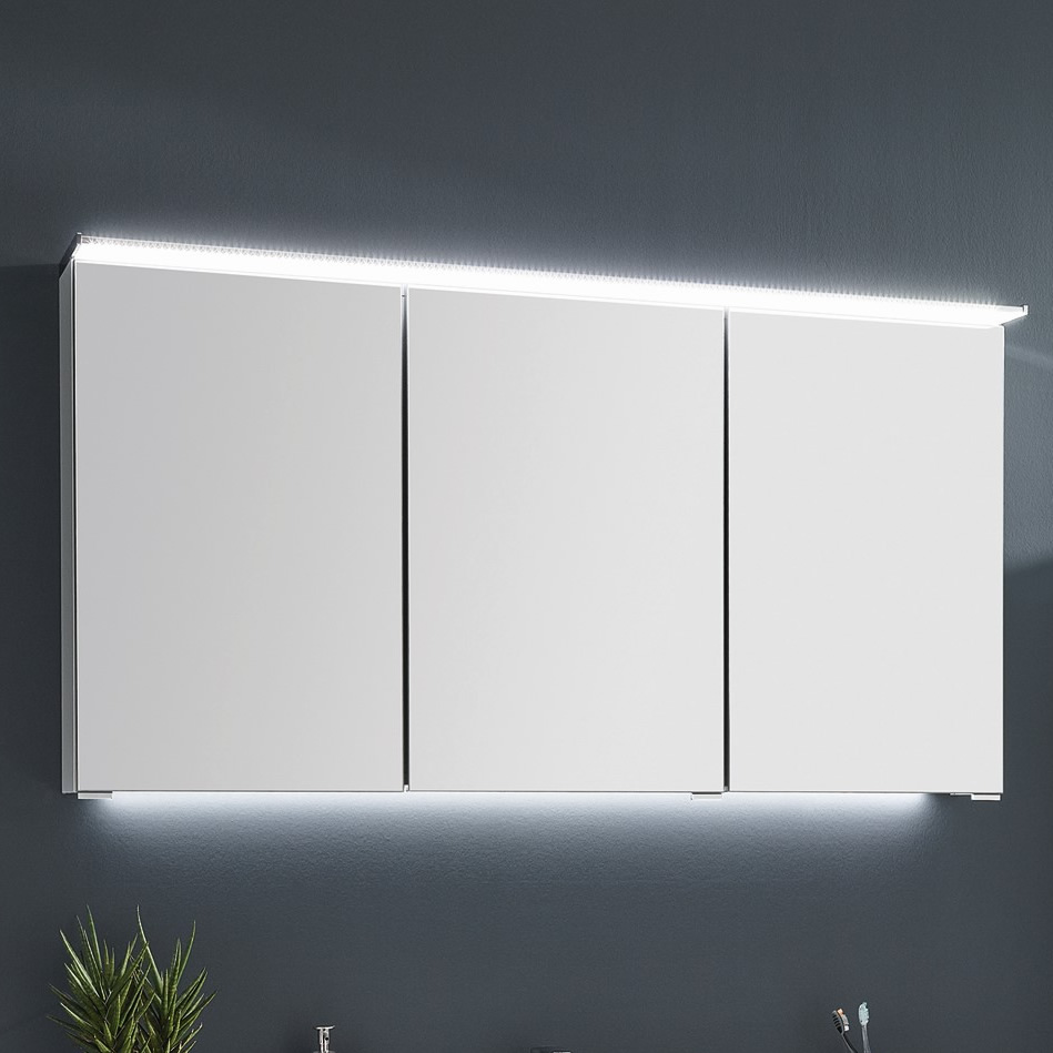 Puris Fine line Spiegelschrank 120 cm