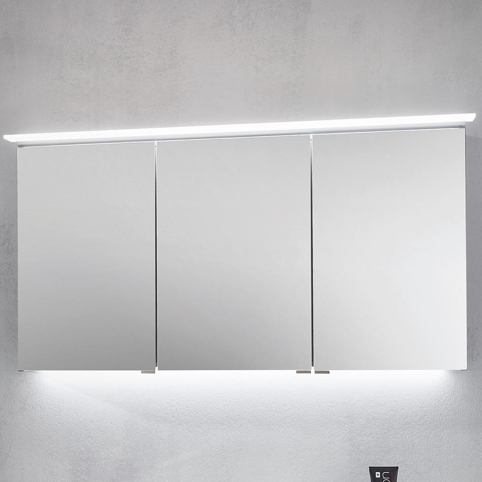 Spiegelschrank badezimmer 120 cm  Puris Slim line Spiegelschrank 120 cm   Impulsbad