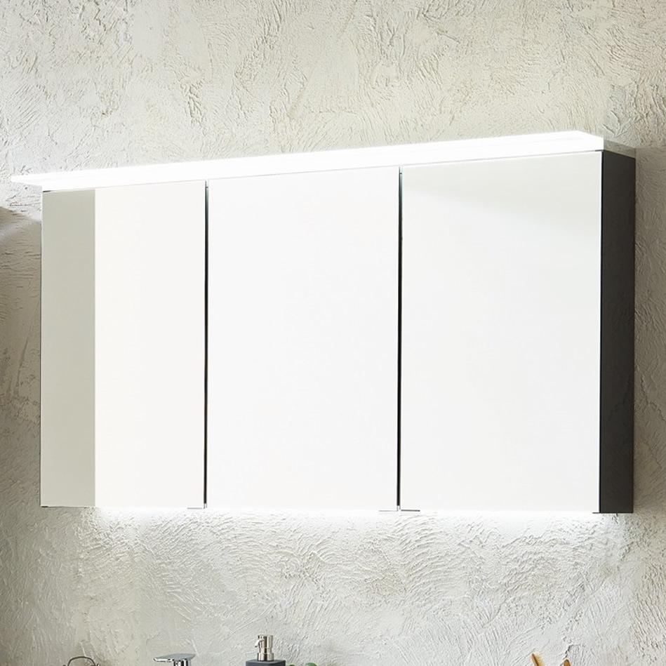 Puris kao line spiegelschrank 120 cm impulsbad for Spiegelschrank 120