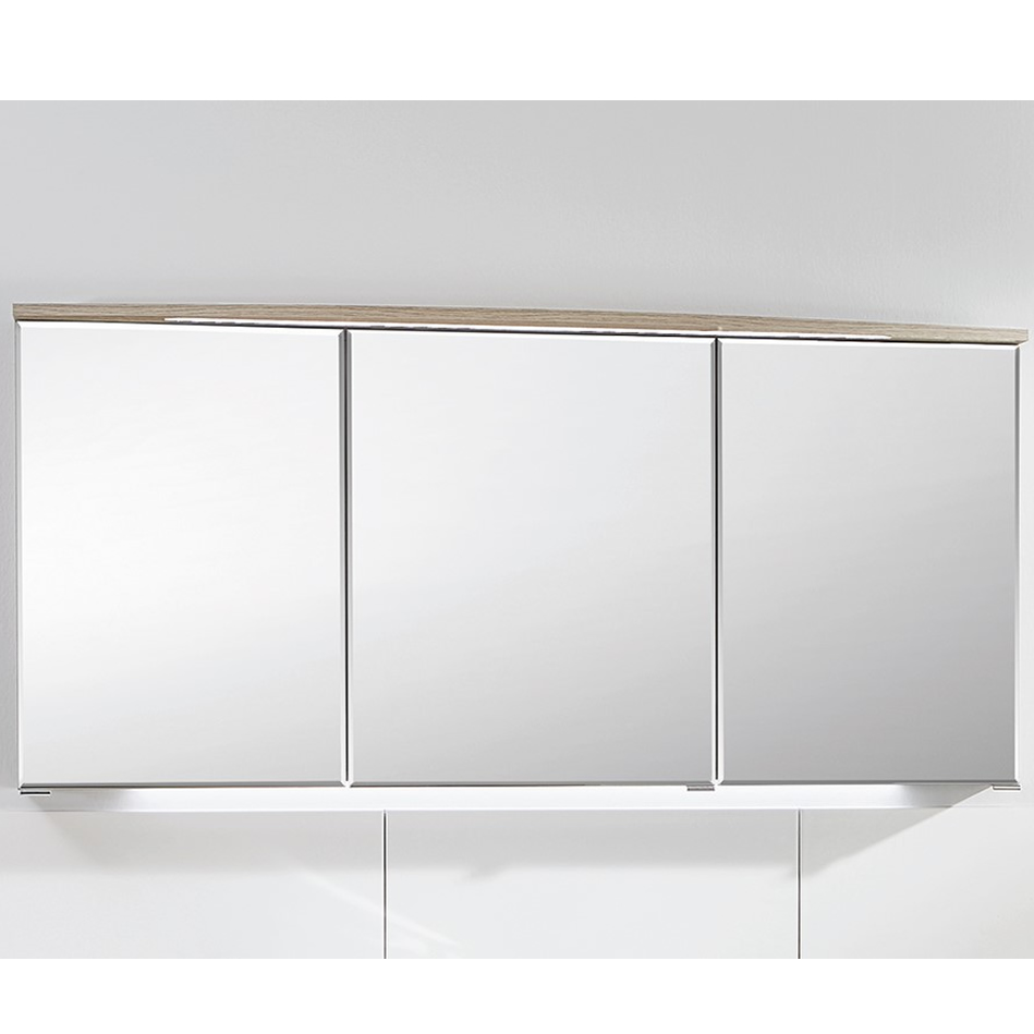 puris-vuelta-s2a432s2-bild 21 Fresh Spiegelschrank Aufbauleuchte Bad