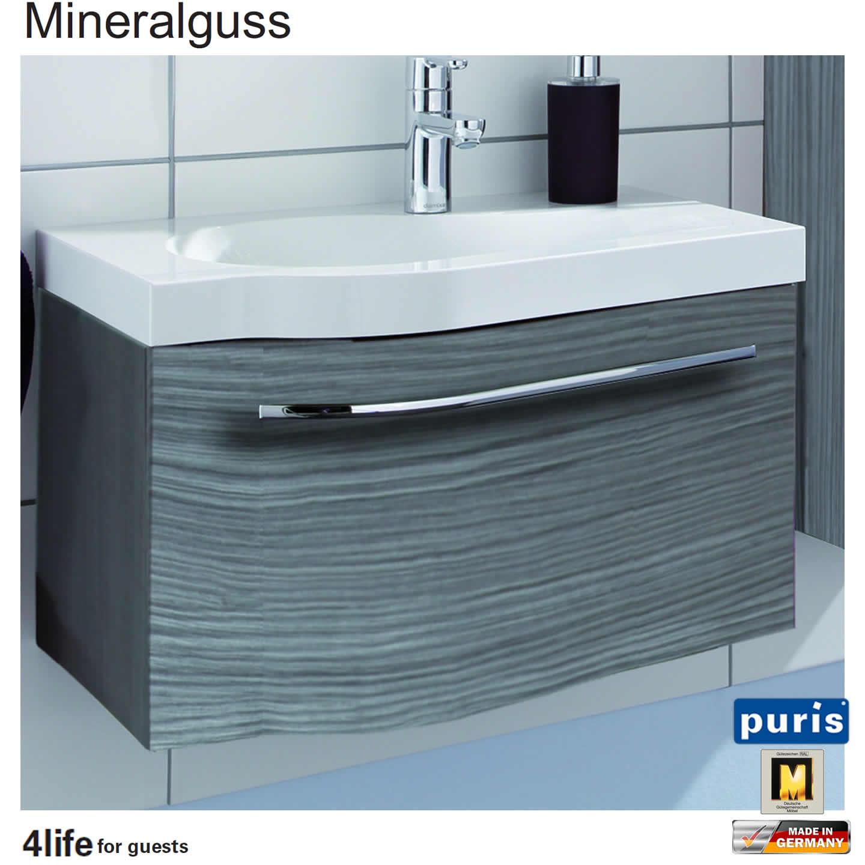 puris for guests waschtisch set 60 cm breite schmale seite rechts setfg6001 impulsbad. Black Bedroom Furniture Sets. Home Design Ideas