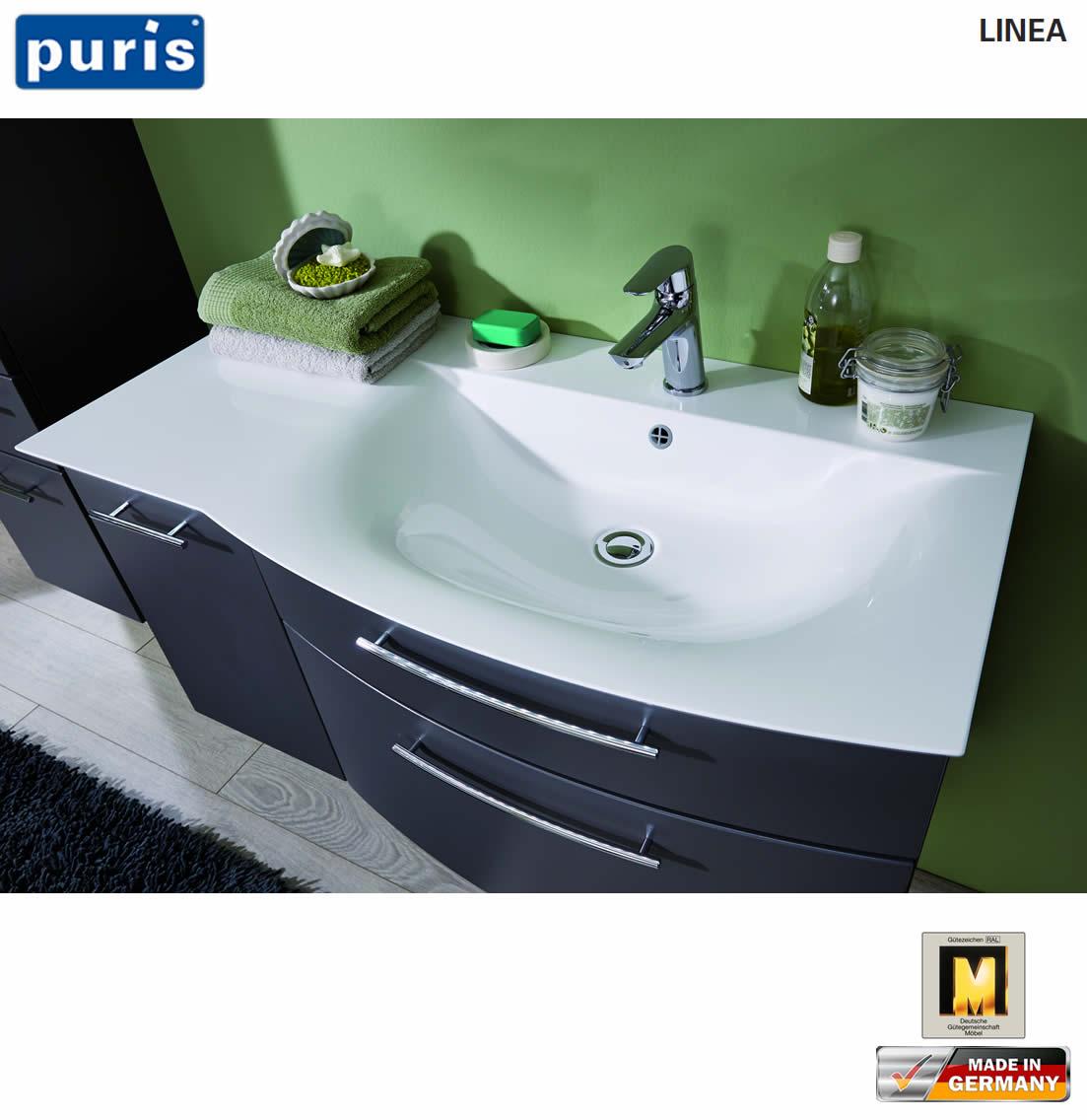 waschtisch set 100 cm stunning waschtisch set 100 cm with. Black Bedroom Furniture Sets. Home Design Ideas