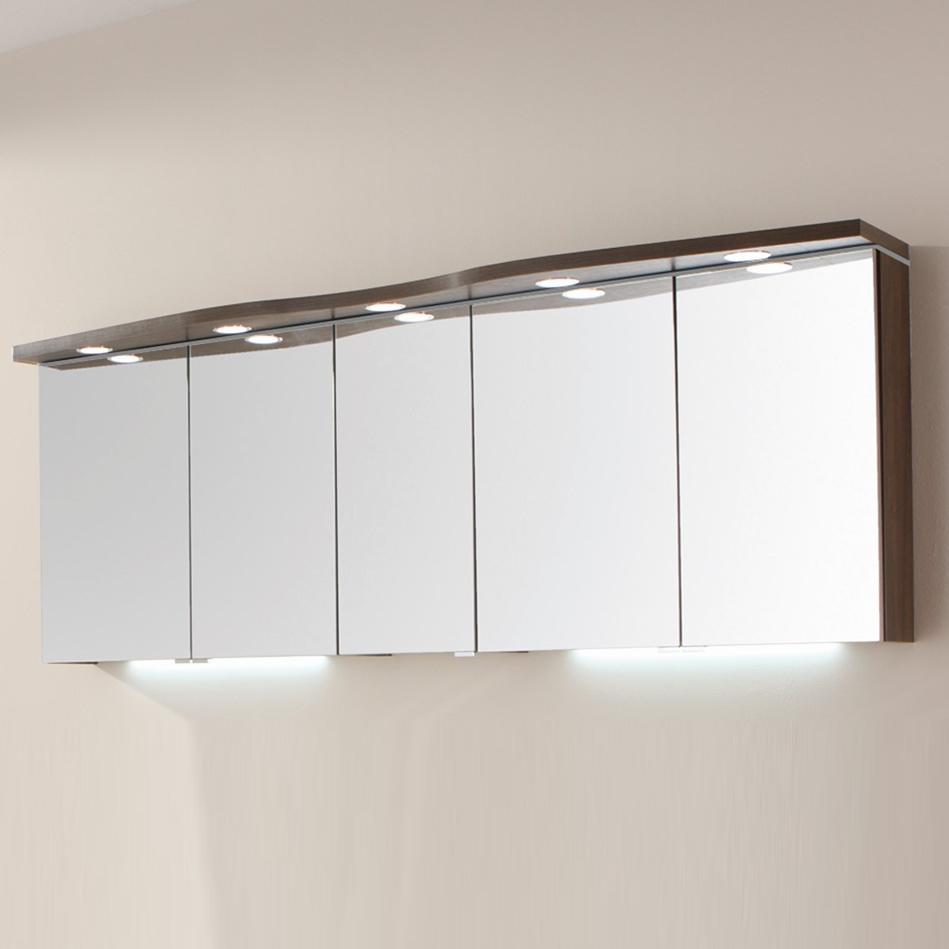 puris 4life swing spiegelschrank 180 cm impulsbad. Black Bedroom Furniture Sets. Home Design Ideas