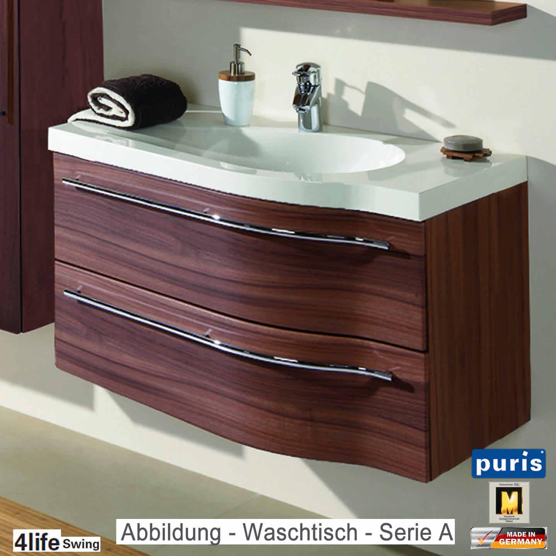Badmöbel Puris Swing - Design